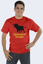 Spaniard Inside T-Shirt