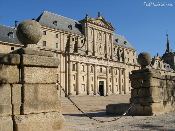 El Escorial Main Fa�ade