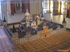 El Escorial Monastery Model