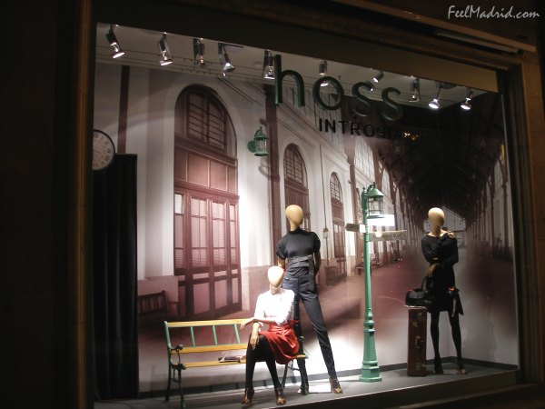 Madrid Fashion Store
