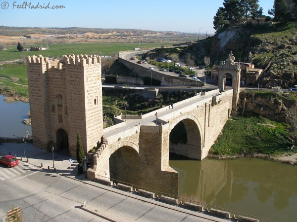The Bridge of Alcántara, Toledo