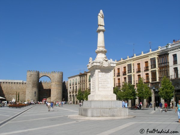 View of Ávila