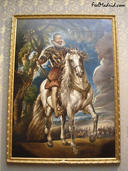 Duke of Lerma by Rubens by Rubens