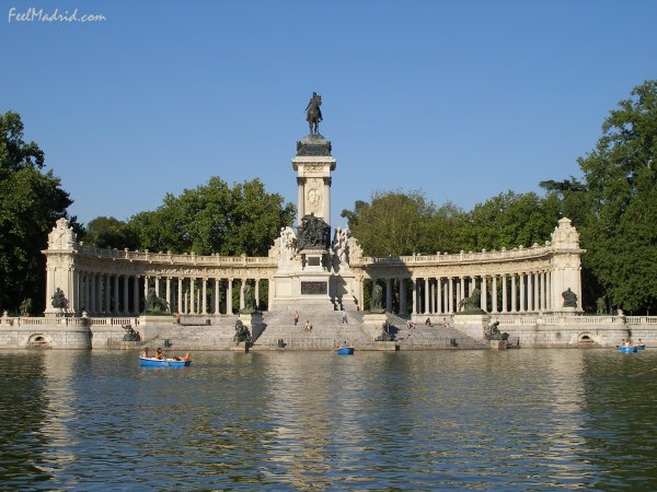 Parque del Buen Retiro (Retiro Park) | What to see in Madrid