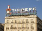 Tio Pepe Sign Madrid